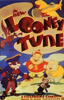 "11"" x 17"" Looney Tunes Movies"