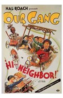 """Our Gang - 11"""" x 17"""" - $15.49"""