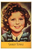 Shirley Temple Fine Art Print