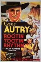 "Rootin' Tootin' Rhythm - 11"" x 17"""