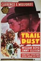 "Trail Dust - 11"" x 17"""