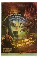 """Jungle Book Kipling - 11"""" x 17"""""""