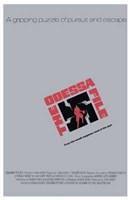 """The Odessa File - 11"""" x 17"""""""