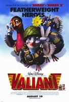 "Valiant - 11"" x 17"", FulcrumGallery.com brand"
