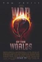 """War of the Worlds Vertical - 11"""" x 17"""""""