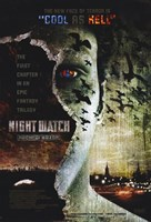 Night Watch - torn face Wall Poster