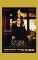 "Warm Springs - 11"" x 17"""