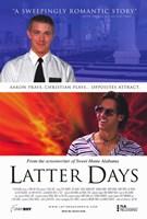 "Latter Days - 11"" x 17"""