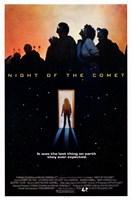 "Night of the Comet - 11"" x 17"""