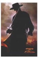 Legend of Zorro Framed Print