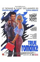 "True Romance - French - 11"" x 17"""