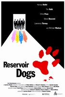 Reservoir Dogs Wall Poster