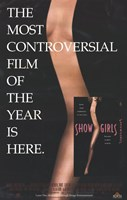"""Showgirls Controversial - 11"""" x 17"""" - $15.49"""