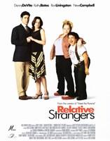 """Relative Strangers - 11"""" x 17"""""""