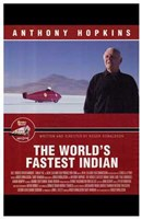 """World's Fastest Indian - 11"""" x 17"""""""