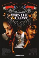 """Hustle and Flow Terrence Howard - 11"""" x 17"""""""