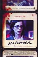 """November - 11"""" x 17"""""""