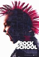 "Rock School - 11"" x 17"""