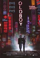 "Oldboy - city lights - 11"" x 17"""