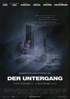 "Downfall Movie German - 11"" x 17"" - $15.49"