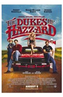 The Dukes of Hazzard Fine Art Print