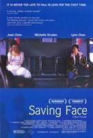 """Saving Face - 11"""" x 17"""""""
