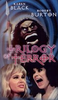 Trilogy of Terror Framed Print