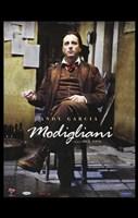"Modigliani - 11"" x 17"""