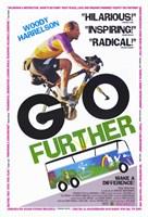 "Go Further - 11"" x 17"", FulcrumGallery.com brand"