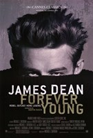 James Dean: Forever Young Wall Poster