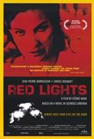 """Red Lights - 11"""" x 17"""""""