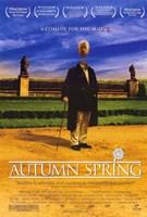 "Autumn Spring - 11"" x 17"" - $15.49"