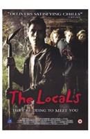 "Locals - 11"" x 17"", FulcrumGallery.com brand"