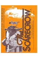Scarecrow Wall Poster