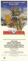 "Race for the Yankee Zephyr - 11"" x 17"""
