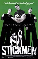 "Stickmen - 11"" x 17"""