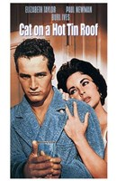 Cat on a Hot Tin Roof Taylor & Newman Wall Poster