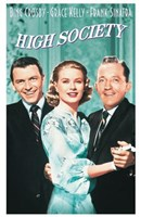 High Society Wall Poster