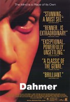 """Dahmer - 11"""" x 17"""" - $15.49"""