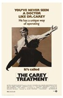 "The Carey Treatment - 11"" x 17"" - $15.49"