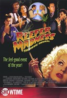 """Reefer Madness: the Movie Musical - 11"""" x 17"""""""