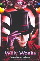 Charlie and the Chocolate Factory Wall Poster
