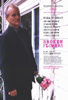 Broken Flowers Wall Poster