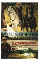 """Westward Bound - 11"""" x 17"""""""