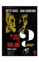 "Whatever Happened to Baby Jane - Bette Davis - 11"" x 17"" - $15.49"