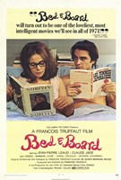 """Bed and Board - 11"""" x 17"""", FulcrumGallery.com brand"""