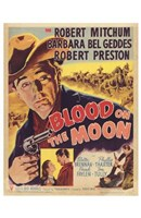 """Blood on the Moon - 11"""" x 17"""""""