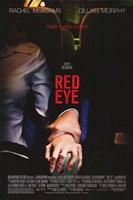 """Red Eye - Fear takes flight - 11"""" x 17"""""""