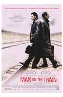 """The Man On The Train - 11"""" x 17"""""""