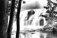 "Waterfall Lake - 36"" x 24"""